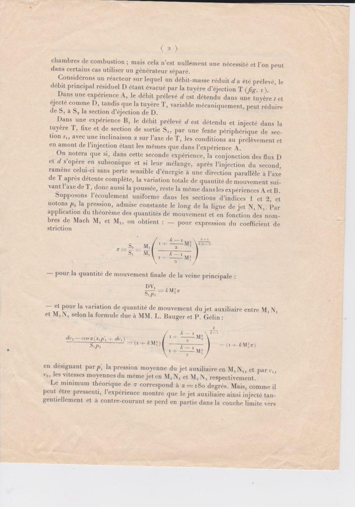 Comptes rendus de l'Académie des Sciences, t.241, p. 623-624, 22/08/1955